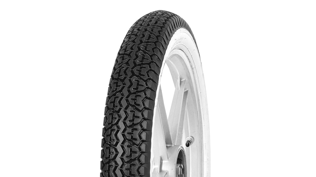 Motorcycle Tire Sizes >> MOPED WHITE WALL