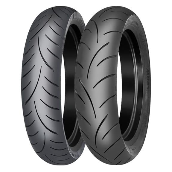 Gomme Mitas Mc 50 130 80-17 M//C 65H TL per Moto