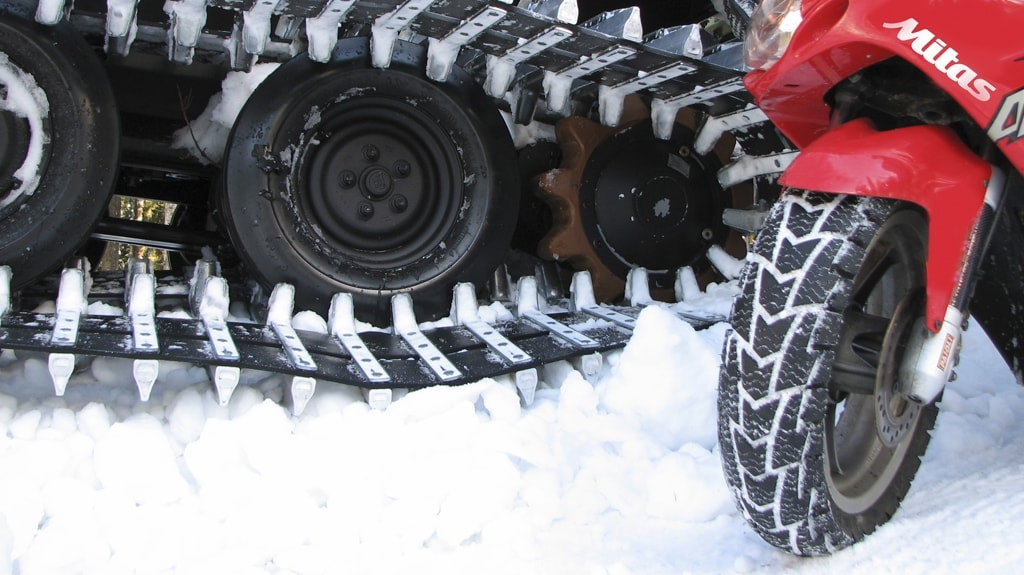 All Season Tires >> Scooter winter tires